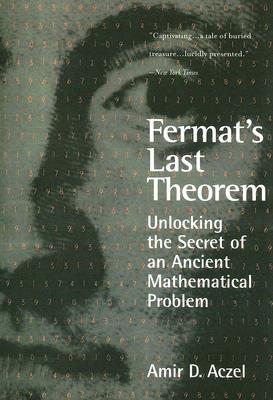 Fermat's Last Theorem By Azcel, Amir D.