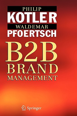 B2b Brand Management By Michi, Ines/ Pfoertsch, Waldemar